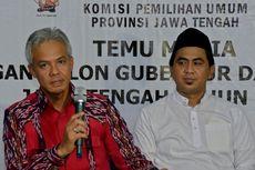 Hasil Rekapitulasi KPU, Ganjar-Taj Yasin Menangi Pilkada Jawa Tengah