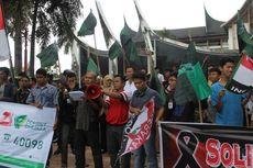 Forum Peduli Gaza Sumbar Gelar Aksi Penggalangan Dana