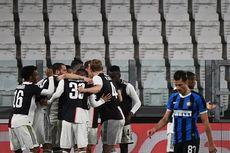 Hasil dan Klasemen Liga Italia, Kalahkan Inter Milan, Juventus ke Puncak