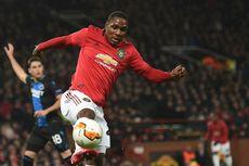 Pelatih Manchester United Buka Suara Terkait Masa Depan Odion Ighalo