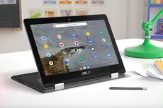 Laptop Tahan Banting Asus Chromebook C214 Masuk Indonesia, Harganya?