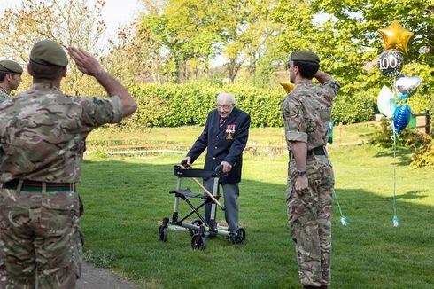 Setelah Berhasil Galang Dana untuk NHS, Lagu Veteran 99 Tahun Ini Puncaki Tangga Lagu Inggris