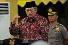 Lihat Kondisi Sawah, Presiden SBY Tinjau Banjir di Karawang