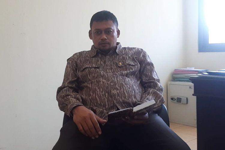 Alexander Gunawan, Humas Gugus Tugas Percepatan Penanganan Covid-19 Kabupaten Semarang