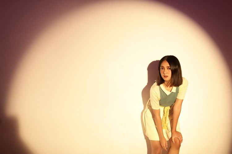 Rahmania Astrini baru saja merilis single kolaborasi berjudul Me Me We bersama beberapa penyanyi Asia. Lagu ini adalah lagu penyemangat bagi masyarakat yang terdampak Covid-19.