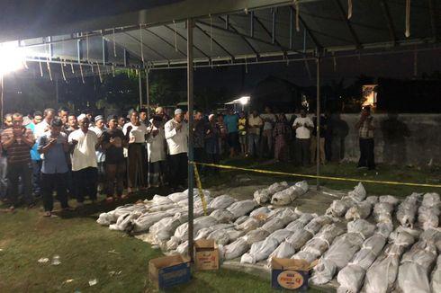 45 Jenazah Korban Tsunami Aceh Ditemukan, 4 di Antaranya Teridentifikasi