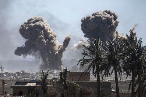 Terus Digempur, ISIS Kini Tersudut di Tepi Sungai Eufrat