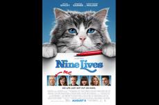 Sinopsis Nine Lives, Kevin Spacey Terjebak dalam Tubuh Kucing