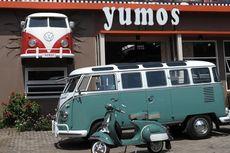 Yumos Garage, Ahli Restorasi VW Kelas Dunia dari Semarang