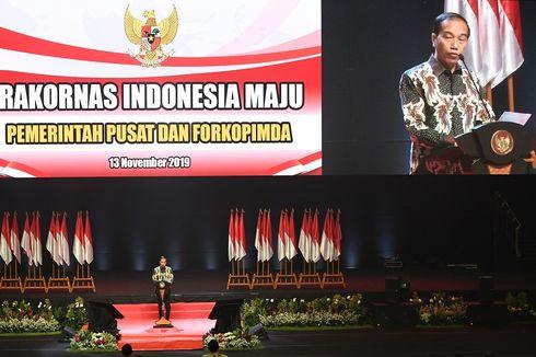 Jokowi Bakal Gunakan KPK untuk Gigit Pengganggu Agenda Pemerintah