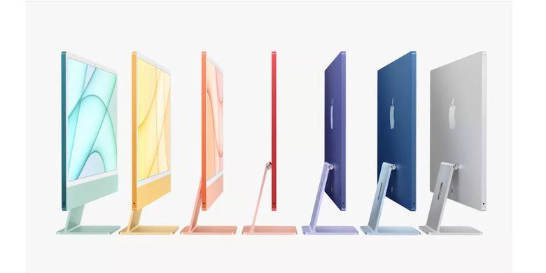 Apple iMac 24 inci
