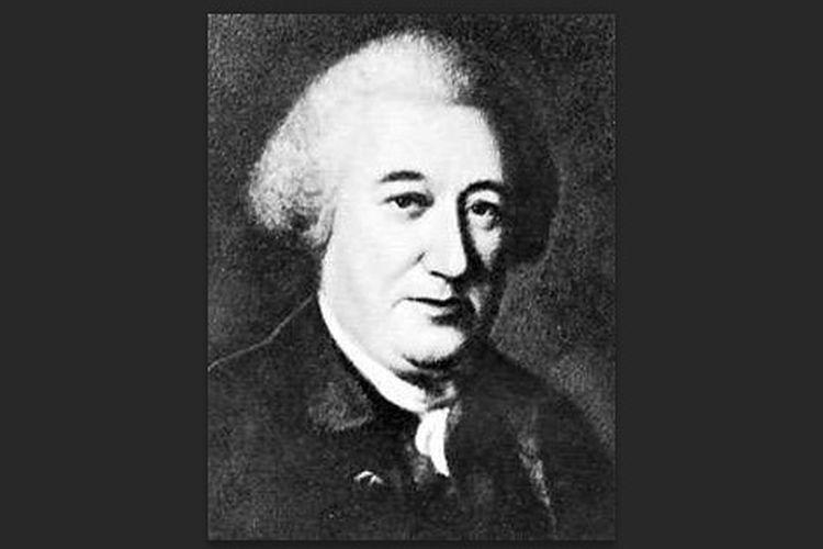 Johns Hanson presiden pertama Amerika Serikat.