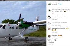 Spesifikasi Pesawat Rimbun Air PK-OTW yang Jatuh di Papua