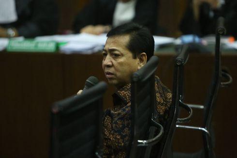 Mengapa Novanto Baru Beralasan Pemeriksaannya Harus Seizin Presiden?