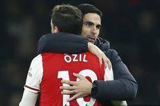 Crystal Palace Vs Arsenal, Oezil Nilai Arteta Kembalikan Jati Diri The Gunners