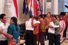 Isak Tangis di Gedung Pancasila Kemenlu...