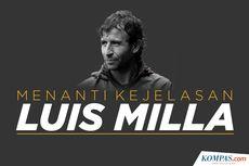 Alasan Luis Milla Tak Kapok Latih Timnas Indonesia
