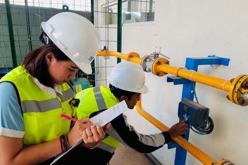 Melalui PT Gagas, PGN Mulai Pasok Gas untuk Industri Garam di Madura