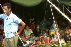 Dua MCK untuk 2.000 Orang Pengungsi Wai Ela