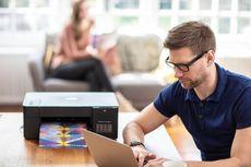 Tunjang Produktivitas Selama WFH, Ini 4 Keuntungan Memiliki Printer di Rumah