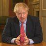 Pesan Tegas PM Inggris di Tengah Virus Corona: Anda Harus Tinggal di Rumah