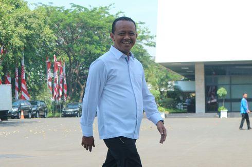 Dipanggil ke Istana dan Kerap Disapa Adinda oleh Jokowi, Siapa Bahlil Lahadalia?