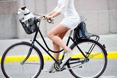 Hati-hati, Bersepeda Bisa Picu Problem Seksual pada Wanita