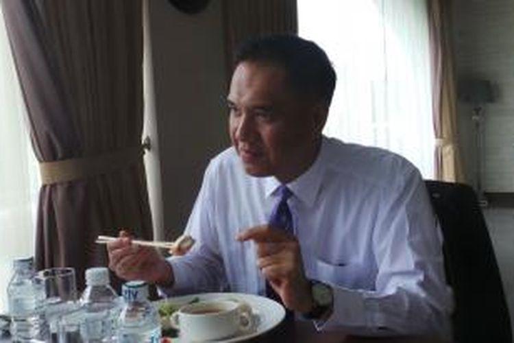 Menteri Perdagangan Gita Wirjawan.