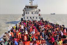 Bangladesh Pindahkan Pengungsi Rohingya ke Pulau Terpencil secara Besar-besaran