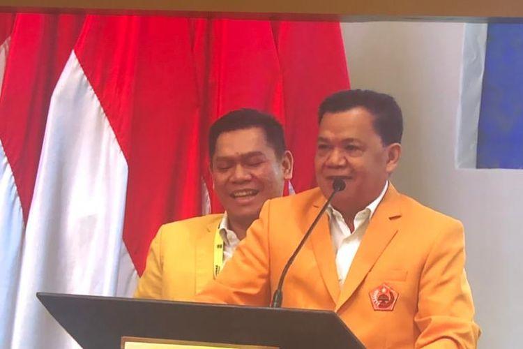 Mayoritas Peserta Rapimnas Golkar Dukung Airlangga Lanjutkan Kepemimpinan
