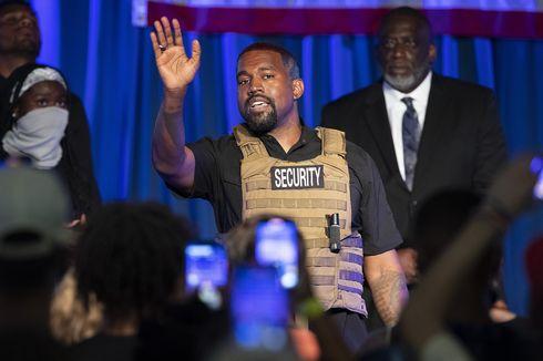 Kampanye Presiden AS Tak Biasa Kanye West: Aborsi hingga Menangis