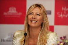 Statistik Karier Si Cantik Maria Sharapova yang Baru Saja Pensiun