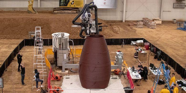 Hunian ini berfungsi sebagai tempat perlindungan dan aktivitas para astronot di Mars