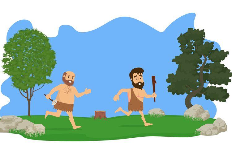 Tanaman pertama manusia purba