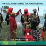 Pengalaman Lihat Ritual Potong Rambut Anak Gimbal secara Virtual di DCF 2020