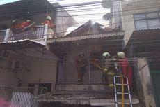 Kebakaran di Tambora, Damkar Terjunkan 18 Unit Mobil Pemadam