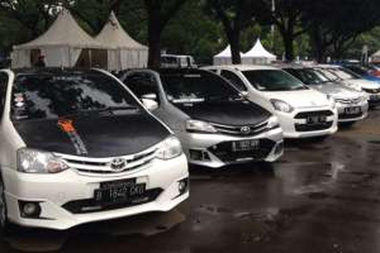 Pesta Lelang Ibid 2016 di Parkir Timur, Senayan, Jakarta