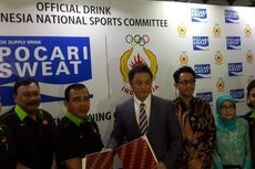 Atlet Pelatnas Asian Games Dapat Sponsor Baru