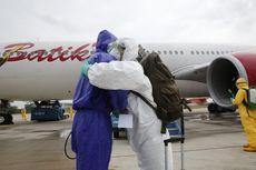Menhub Sampaikan Apresiasi Semua Pihak yang Mendukung Proses Evakuasi WNI dari Wuhan