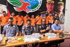 Kronologi Penangkapan 10 Pengedar Narkoba Jaringan Lapas di Jawa Barat