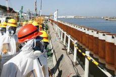Dihantam Hujan Lebat, PLTN Fukushima Bocor Lagi
