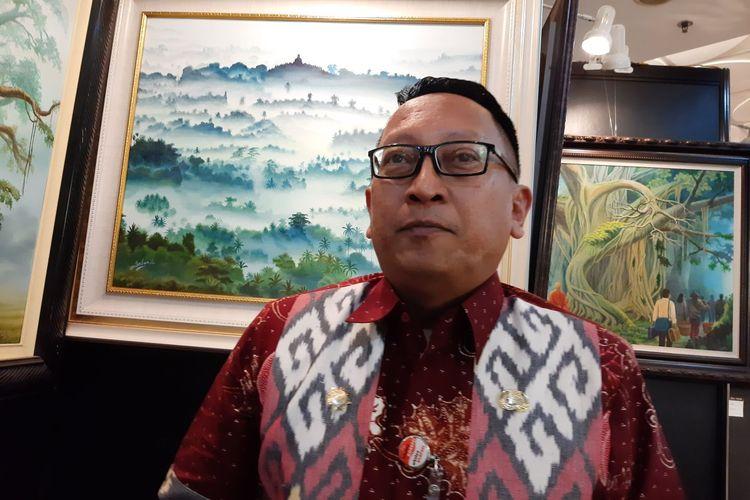 Kepala Dinas Kepemudaan, Olahraga, dan Pariwisata (Disporapar) Jawa Tengah, Sinoeng Nugroho Rachmadi