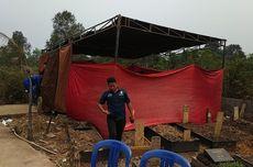 Polisi Bongkar Makam Mahasiswa Unitas Palembang yang Tewas Saat Diksar Menwa