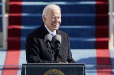 Pidato Lengkap Pelantikan Joe Biden Berulang Kali Serukan Persatuan Amerika
