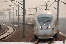 Tiongkok Buka Jalur Kereta ke Korea Utara