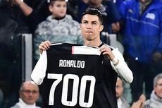 Satu Hal yang Membuat Presiden PSG Sangat Mengagumi Cristiano Ronaldo