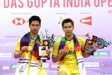 Indonesia Kebagian Dua Gelar, Kevin/Marcus Raih yang Ketiga
