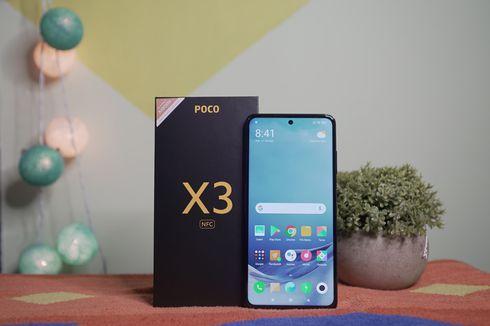 Xiaomi Jamin IMEI Poco X3 NFC Sudah Terdaftar, Ponsel Tidak Akan Hilang Sinyal