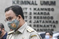 Anies: Rasio Tracing Covid-19 di Jakarta 1:12