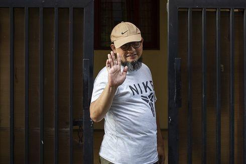 Polisi akan Pelajari Laporan Dugaan Provokasi dan Hoax terhadap Novel Baswedan